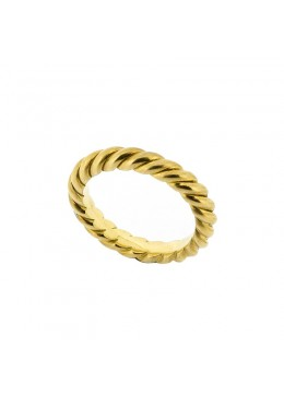 Rebenring in Gold